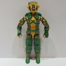 G.I. Joe ARAH 1986 YELLOW NECK Serpentor Action Figure NM-MINT+++!!! GOOD TEETH!