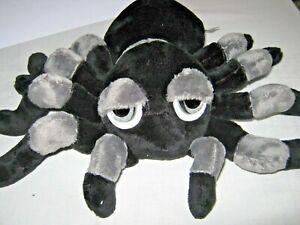 Suki Spinne Plüsch Sid  ca. 35 cm Durchmesser Art. 14 446, neu