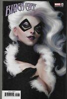Black Cat #1 MARVEL COMICS Stanley Lau Artgerm Variant COVER H 1ST PRINT