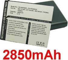 Coque + Batterie 2850mAh type HSTNH-M03B-SL HSTNH-M03B-SS Pour HP iPAQ rx3700