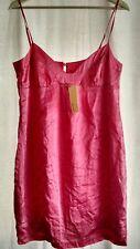 BARDOT 12 LADIES TUNIC Pink Melon with tags DRESS