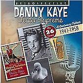 Danny Kaye - Jester Supreme: A Centenary Tribute, His 26 Finest, Danny Kaye, Aud