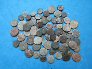 Premium Lot of  (79) Bronze coins from all over the Greek world
