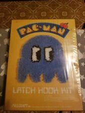 Vintage Pac-Man Inky Latch Hook Kit - NEW