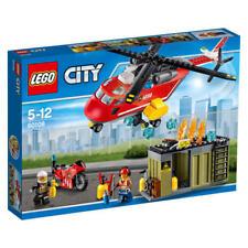 Lego City bomberos Unido' Antinc.60108