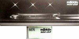 Marklin Z Scale 8876. Rail Zeppelin  - 1 Time Series- C8 Original Box