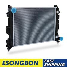 Brand New 2080 Radiator Replacement for Saab 9-3 1997 1998 1999 2000 2001 2002