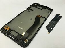Black Full LCD display Touch screen with frame For HTC Desire 820