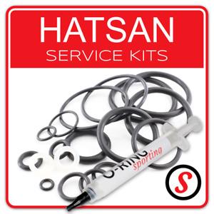 HATSAN airguns O-Ring seal service kit - ALL MODELS + OPTIONAL GREASE