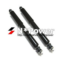 GAS SHOCK ABSORBER FRONT PAIR FOR TOYOTA Landcruiser Bundera LJ70RV 86-91 2.4L