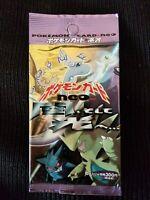 Neo destiny busta pack japanese empty vuota - no shining charizard -  pokemon