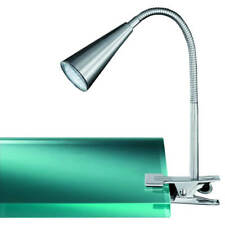 Wofi Arcos LED Klemm-Tischleuchte 3W