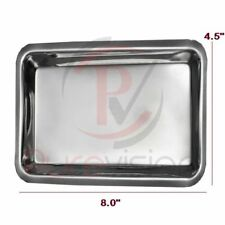 Stainless Steel Dental Lab Tray Medical Surgical Dish Instrument Tool Rectangle