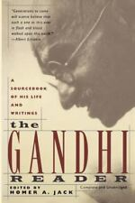 The Gandhi Reader : A Sourcebook of His Life and Writings (1956, Hardback