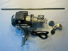 New listing Mixer Agitator 1/2 Hp Single Phase Heavy Duty Gear Drive; Clamp Mount Mixer