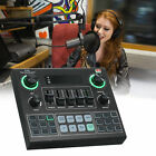 V9 Audio Bluetooth USB Headset Mic K Song Stereo Live Broadcast Sound Card Q7H2