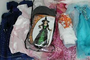 Fancy Dress Girls Princess Halloween Outfit Costumes 5-10 Years JOB LOT 6x