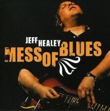 Jeff Healey - Mess Of Blues [CD]