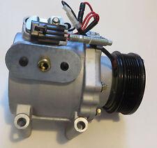 New AC Compressor and Clutch 2002-06 CHEVY TRAILBLAZER 4.2 GMC Envoy #20-03450