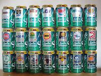 Lattine SPRITE NBA cans: scegli la tua preferita/Anni '90, Italia, Coca Cola Co.