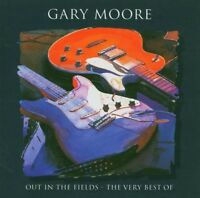 GARY MOORE 'OUT IN THE FIELDS:VERY BEST OF' CD NEUWARE