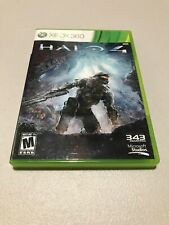 Halo 4 (Microsoft Xbox 360, 2012) Free Fast Shipping