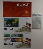 GUERNSEY PETER PAN FDC PLUS EXTRA STAMPS LOT 273*