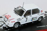 Citroen visa 1000 pistes 1984 scale 1//24e
