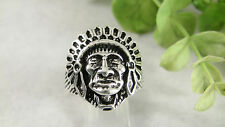 Men's Ring Size 11.75  Stainless Steel New Fashion Jewelry