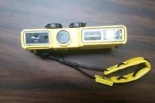 MINOLTA Weathermatic A Vintage 110 Film Camera Underwater Photography Japan