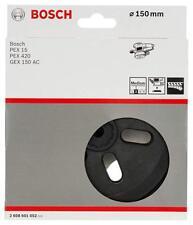 Bosch Medium Velco Backing Pad 150mm 2608601052 PEX 15 PEX 420 PEX 150AC