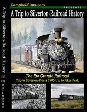 Old Steam Passenger Train films Railroads of the America Phantom Express