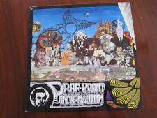 Prae Kraut Pandaemonium 10 lp Freakbeat Chatles Kings Wild Cats Eric & Misfits &