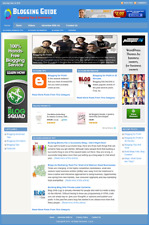 BLOGGING GUIDE - Professionally Designed Affiliate Website - Free Installation