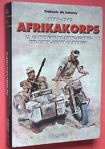 Afrikakorps, La Campagne de Libye-Egypte 1941, The Libya-Egypt campaign, Lannoy