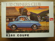 """LS 1:32 Scale """"Owners Club"""" Mazda R360 Coupe Model Kit - New & Rare Kit No 02087"""