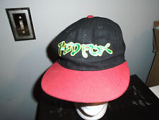 RED FOX ~ AS A MATTER OF FOX RARE PROMO HAT