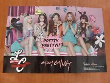 LADIES' CODE - Code#02 Pretty! Pretty! [OFFICIAL] POSTER *NEW* K-POP