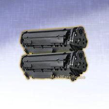 2PK Toner Cartridge 104 for Canon 0263B001AA FX-10 FX9