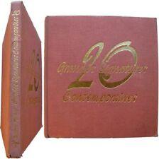 20 grandes signatures contemporaines t7 1999 art figuratif Ambrogiani Oudot etc
