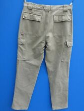 BELSTAFF CARGO/COMBAT TROUSERS W 34 L 32 VERY GOOD CONDITION!!!!!!