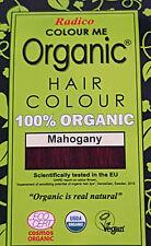 RADICO Colour Me Organic Hair Colours 100g Mahogany