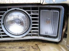 1973 Montego Turn Signal Lens, Parking Lamp Mercury grille bezel light RH or LH