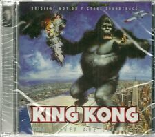 Out of Print  NEW CD - KING KONG (1976) - John Barry - $75+ online FREE Shipping