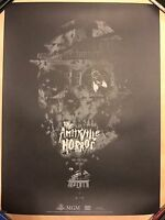 The Amityville Horror 1979 Kyle Crawford Movie Print Poster Mondo James Brolin