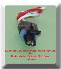 Electrical Connector of Brake Master Cylinder Fluid Level Sensor FLS129 Fits GM