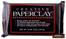 M00096 MOREZMORE 16 oz Creative Paperclay Air Dry Paper Clay Art Doll Sculpt T20