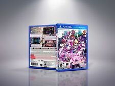 Criminal Girls: Invite Only - PlayStation Vita Cover and Case. NO GAME!!