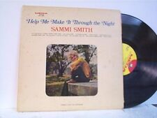 "sammi smith ""help me make it through the night"" LP"