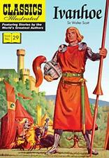 Ivanhoe (Classics Illustrated) par Sir Walter Scott Livre de Poche 9781906814